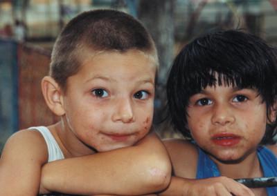 2001 in Romania…