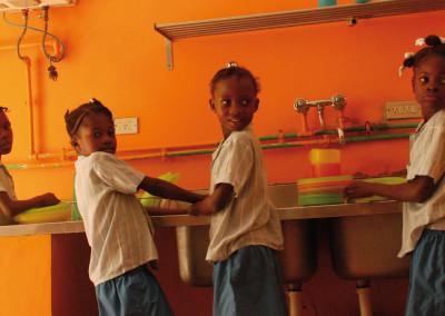 2011 ad Haiti…