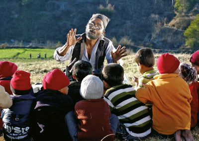 2004 in Nepal…