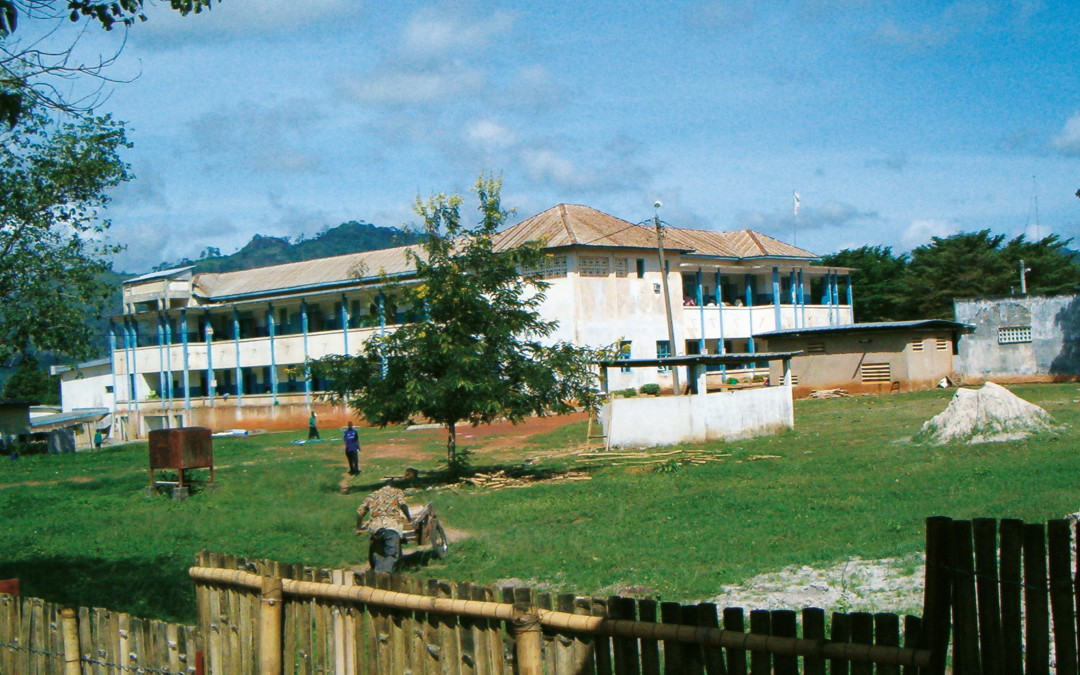 2007 in Costa D'Avorio…